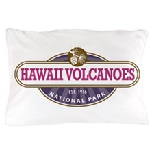 Hawaii Volcanoes National Park Pillow Case