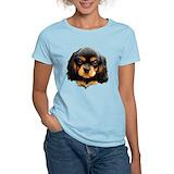 Cavalier king charles spaniel Women's Light T-Shirt