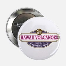 "Hawaii Volcanoes National Park 2.25"" Button (100 p"