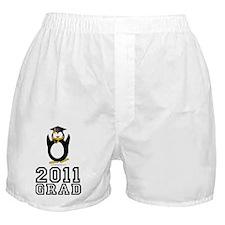 2011 Grad Penguin Boxer Shorts