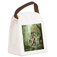 The Elven Forest Canvas Lunch Bag