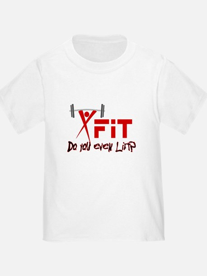 Xfit Do you lift T-Shirt