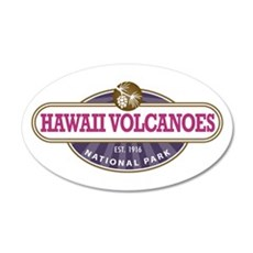 Hawaii Volcanoes National Park Wall Decal
