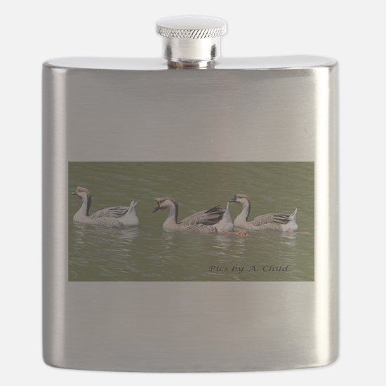 ducks in a row Flask