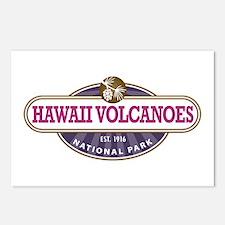 Hawaii Volcanoes National Park Postcards (Package