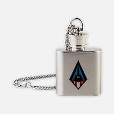 SR-71 Flask Necklace