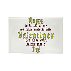 Happy ... Day! Rectangle Magnet (100 pack)