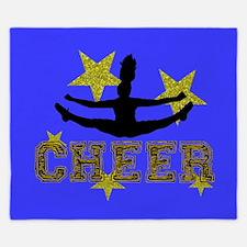 Cheerleader King Duvet