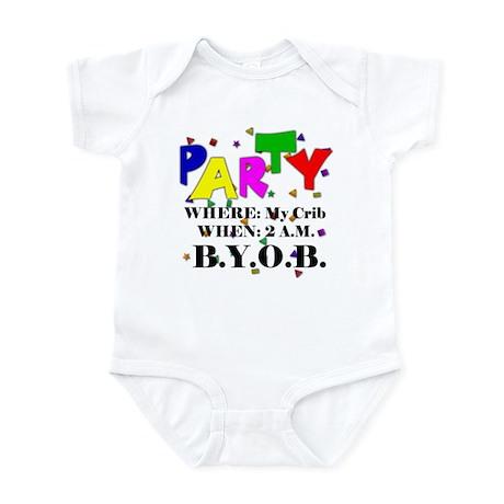 Party Infant Bodysuit