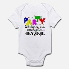 Party Infant Bodysuit