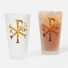 kiro0simplu Drinking Glass