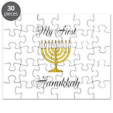 My First Hanukkah Puzzle