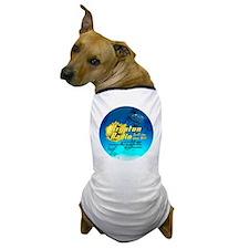 Krypton Radio Button Dog T-Shirt