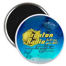 Krypton Radio Button Magnet