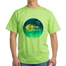 Krypton Radio Button T-Shirt