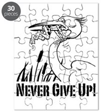 Never Give Up! Puzzle