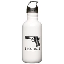 Dial 1911.jpg Water Bottle