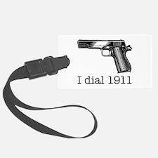 Dial 1911.Jpg Luggage Tag