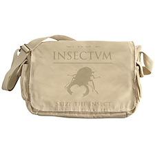 Carpe Insetum D tan 2 Messenger Bag