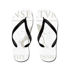 Carpe Insetum D tan 2 Flip Flops