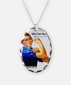We Can Do It! Necklace