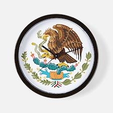 Mexico COA Wall Clock