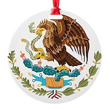 Mexico COA Ornament