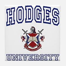 HODGES University Tile Coaster