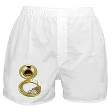 sousaphone Boxer Shorts