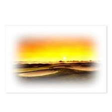 Golden Hour Postcards (Package of 8)