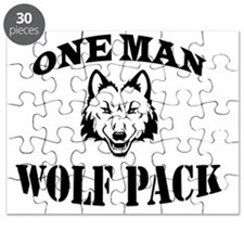 One Man Wolf Pack Puzzle