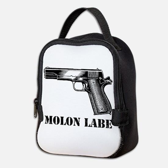 Molon Labe 45 Neoprene Lunch Bag