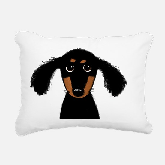 doxiehitchcover Rectangular Canvas Pillow