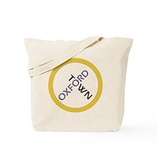 logo design ideas 2000px black on white Tote Bag