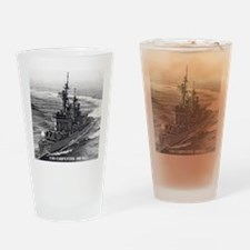 carpenter notecard Drinking Glass
