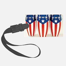 Puerto_Rico_Conga_HR Luggage Tag