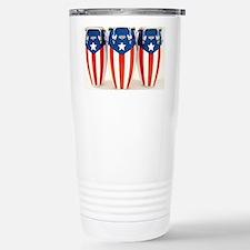 Puerto_Rico_Conga_HR Stainless Steel Travel Mug
