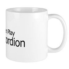 Real Men Play Accordion Mug
