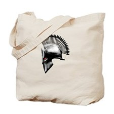 Naughty Spartan Tote Bag