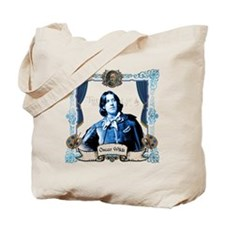 Oscar Wilde Dorian Gray Tote Bag