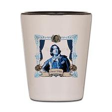 Oscar Wilde Dorian Gray Shot Glass