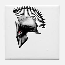 Spartan Tile Coaster