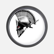 Spartan Wall Clock