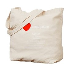 love_white-all Tote Bag