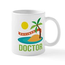 Retired Doctor Mug