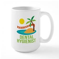 Retired Dental Hygienist Mug