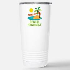Retired Dental Hygienist Travel Mug