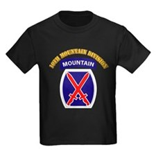 SSI - 10th Mountain Division with Text T
