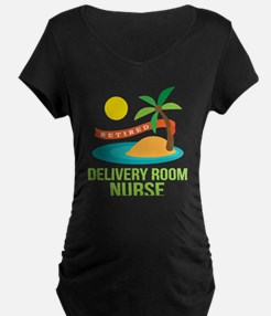 Retired Delivery Room Nurse T-Shirt