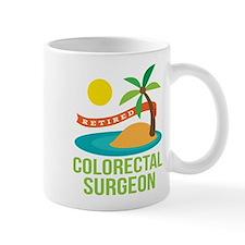 Retired Colorectal Surgeon Mug